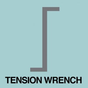 tension wrench for lock picking