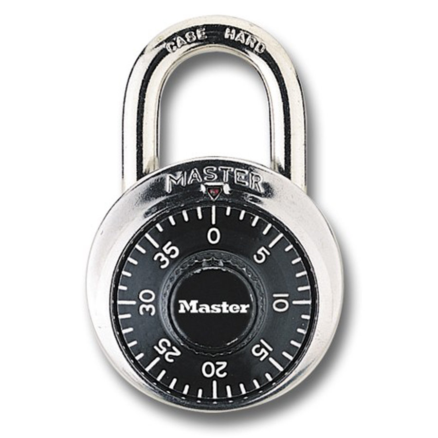 master lock combination instructions