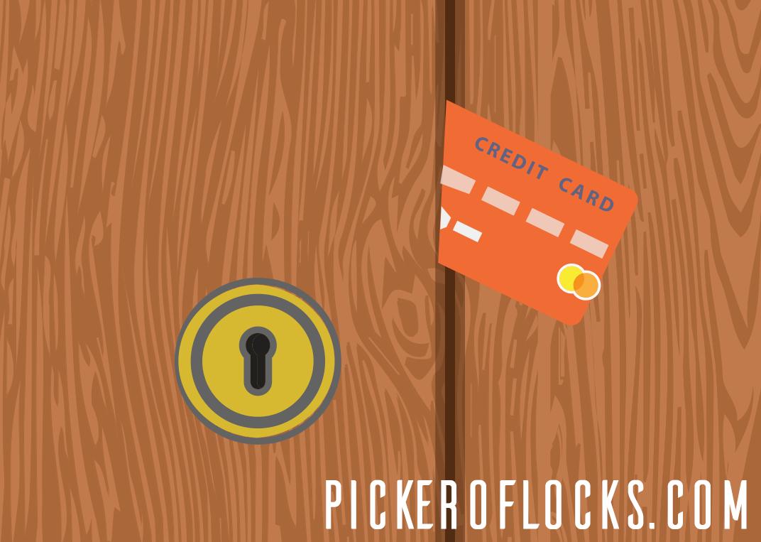 picker of locks - CREDITCARD1