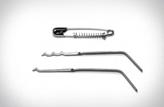 Review: Bogota Lock Pick Set